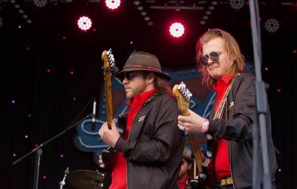 The Texas Gentlemen at Luck Reunion 3/15/18. Photo by Derrick K. Lee, Esq. (@Methodman13) for www.BlurredCulture.com.