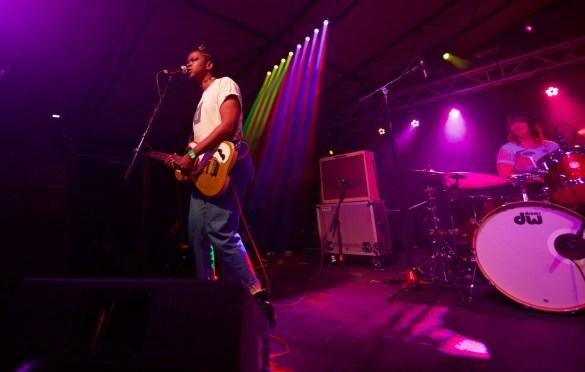 Shamir @ The Mohawk during SXSW 3/12/18. Photo by Derrick K. Lee, Esq. (@Methodman13) for www.BlurredCulture.com.