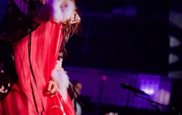 Kate Nash at Fonda Theatre 4/10/18. Photo by Derrick K. Lee, Esq. (@Methodman13) for www.BlurredCulture.com.