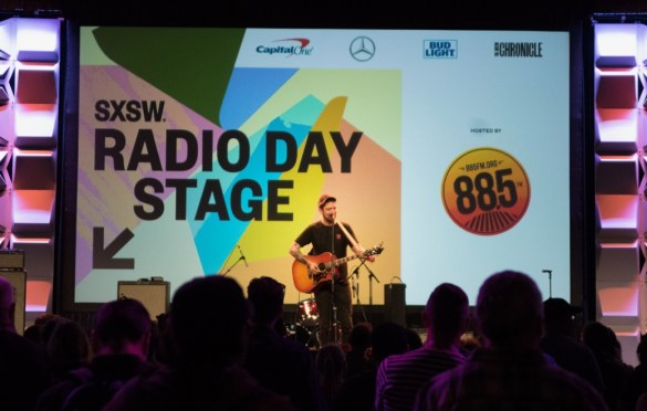 Frank Turner @ SXSW 3/15/18. Photo by Mike Golembo (@Instalembo) for www.BlurredCulture.com.
