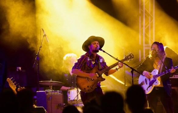 Devon Gilfillian @ Stubb's for SXSW 3/16/18. Photo by Derrick K. Lee, Esq. (@Methodman13) for www.BlurredCulture.com.
