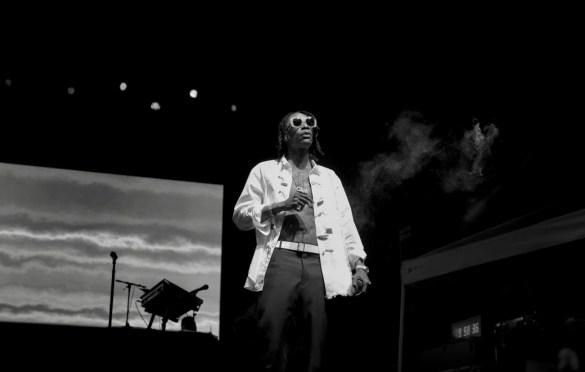 Wiz Khalifa @ The Smoker's Club Fest 4/28/19. Photo by Markie Escalante (@Markie818) for www.BlurredCulture.com.