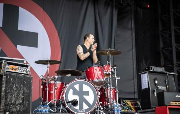 Bad Religion @ Punk in Drublic at Festival Pier (Philadelphia, PA) 5/13/17. Photo by Pat Gilrane Photo (@njpatg) for www.BlurredCulture.com.