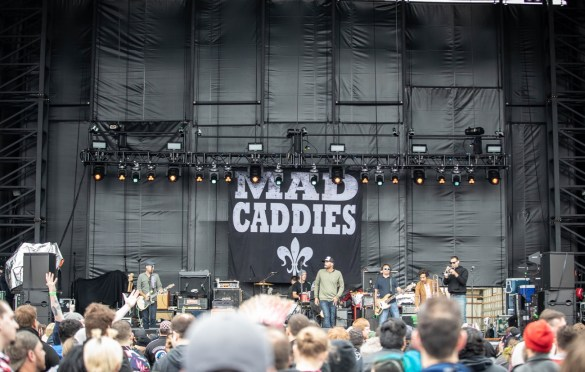Mad Caddies @ Punk in Drublic at Festival Pier (Philadelphia, PA) 5/13/17. Photo by Pat Gilrane Photo (@njpatg) for www.BlurredCulture.com.