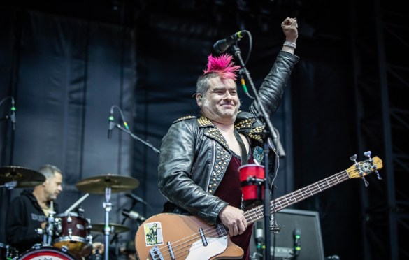 NOFX @ Punk in Drublic at Festival Pier (Philadelphia, PA) 5/13/17. Photo by Pat Gilrane Photo (@njpatg) for www.BlurredCulture.com.