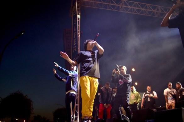 Shoreline Mafia @ The Smoker's Club Fest 4/28/19. Photo by Markie Escalante (@Markie818) for www.BlurredCulture.com.