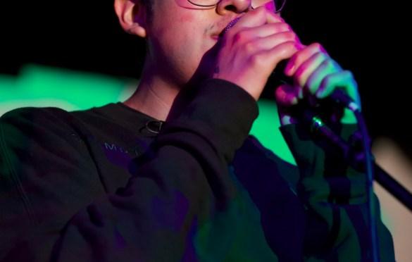 Cuco at LOUD Fest 2018. Photo by Derrick K. Lee, Esq. (@Methodman13) for www.BlurredCulture.com.