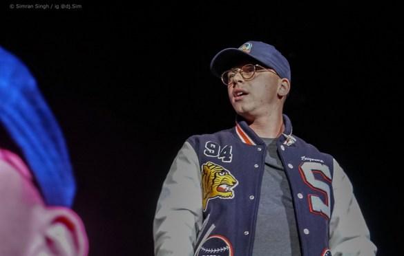 Logic @ Powerhouse 2018 @ The Glen Helen Amphitheater 5/12/18. Photo by Simran Singh (@dj.sim) for www.BlurredCulture.com.