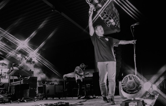 Cold War Kids @ 95X Big-X- Cuse  in Syracuse 6/16/18. Photo by Jackson Fleming (@JacksonHFleming) for www.BlurredCulture.com.