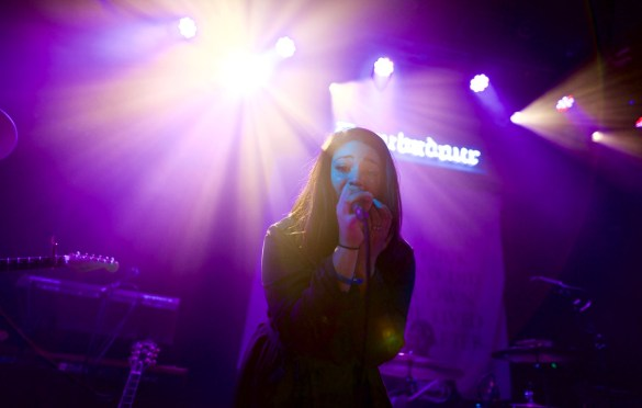 Roses & Revolution @ Troubadour 6/28/18. Photo by Derrick K. Lee, Esq. (@Methodman13) for www.BlurredCulture.com.