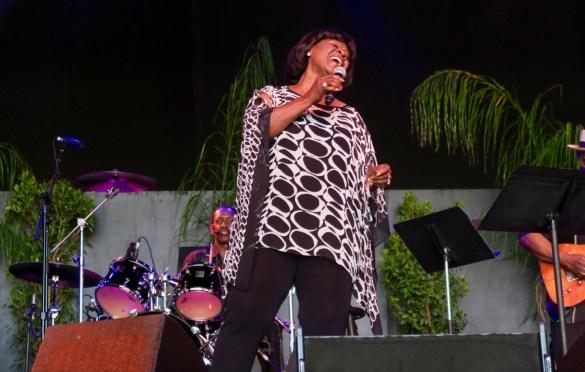 Irma Thomas @ Arroyo Seco Weekend 6/24/18. Photo by Derrick K. Lee, Esq. (@Methodman13) for www.BlurredCulture.com.