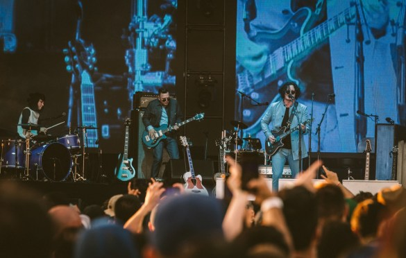 Jack White @ Arroyo Seco Weekend 6/23/18. Photo courtesy of Goldenvoice. Used with permission.