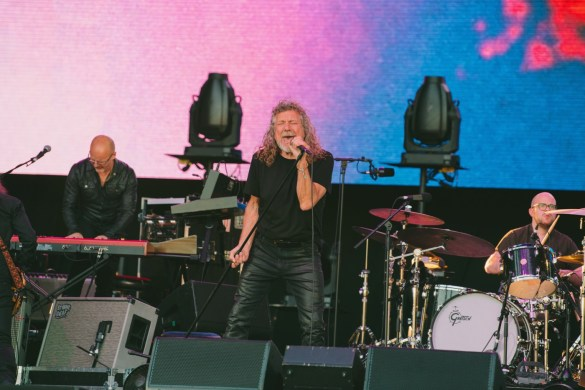 Robert Plant and the Sensational Space Shifters @ Arroyo Seco Weekend 6/24/18. Photo courtesy of Goldenvoice. Used with permission.
