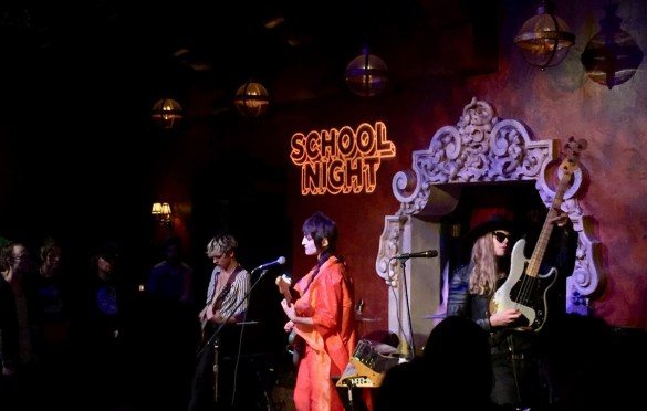 Draeming @ Bardot for It's A School Night 7/2/18. iPhone photo by Max Sloves (@burrito_savant).