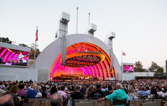 Christopher Cross @ The Hollywood Bowl 7/13/18. Photo by Derrick K. Lee, Esq. (@Methodman13) for www.BlurredCulture.com.