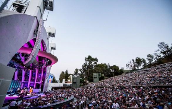 Deva Mahal @ The Hollywood Bowl 8/1/18. Photo by Derrick K. Lee, Esq. (@Methodman13) for www.BlurredCulture.com.