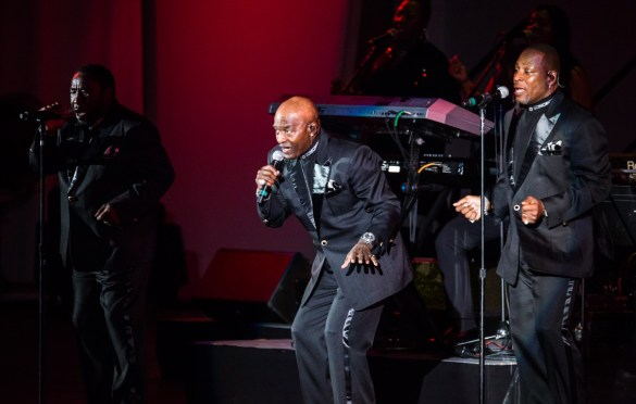The O'Jays @ The Hollywood Bowl 8/3/18. Photo by Derrick K. Lee, Esq. (@Methodman13) for www.BlurredCulture.com.