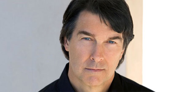 Conductor David Newman. Image provided by The Hollywood Bowl. Used with permission.