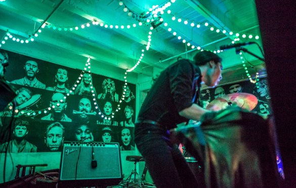 Prettiest Eyes @ The Factory DTLA for a SH!TSHOW PARTY 7/28/18. Photo by Derrick K. Lee, Esq. (@Methodman13) for www.BlurredCulture.com.