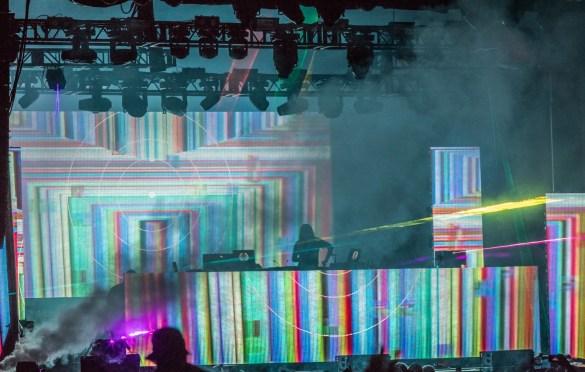 Bassnectar @ Elements Fest NYC 8/11/18. Rave Atmosphere. Photo by Dan Goloborodko (@golo_lifestyle) for www.BlurredCulture.com.