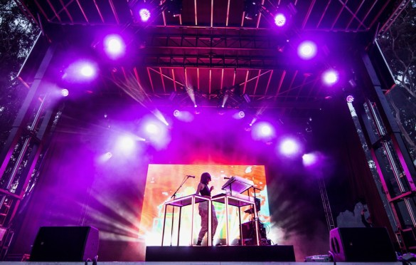 Elohim @ Outside Lands Music And Arts Festival 8/10/18. Photo by Derrick K. Lee, Esq. (@Methodman13) for www.BlurredCulture.com.