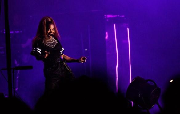 Janet Jackson @ Outside Lands Music And Arts Festival 8/12/18. Photo by Derrick K. Lee, Esq. (@Methodman13) for www.BlurredCulture.com.