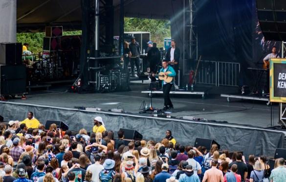 Dermot Kennedy @ Outside Lands Music And Arts Festival 2018 8/10/18. Photo by Derrick K. Lee, Esq. (@Methodman13) for www.BlurredCulture.com.