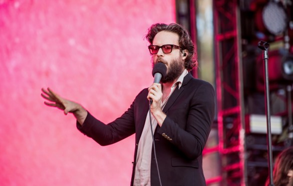 Father John Misty @ Outside Lands Music And Arts Festival 8/10/18. Photo by Derrick K. Lee, Esq. (@Methodman13) for www.BlurredCulture.com.