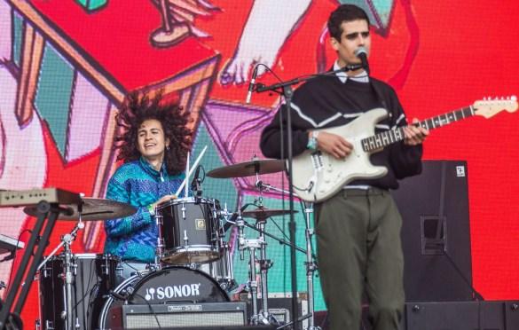 AJNA @ Outside Lands Music And Arts Festival 8/12/18. Photo by Derrick K. Lee, Esq. (@Methodman13) for www.BlurredCulture.com.