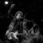 "Willie Nile @ Bowery Ballroom for ""Gates Of The West"" 8/25/18. Photo by Vivian Wang (@Lithophyte) for www.BlurredCulture.com."