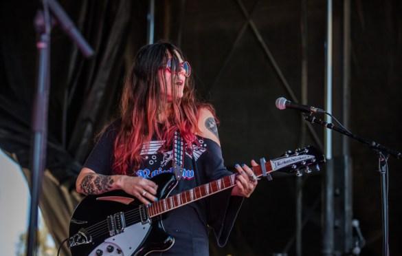Lilly Hiatt @ The Ohana Fest 9/29/18. Photo by Derrick K. Lee, Esq. (@Methodman13) for www.BlurredCulture.com.