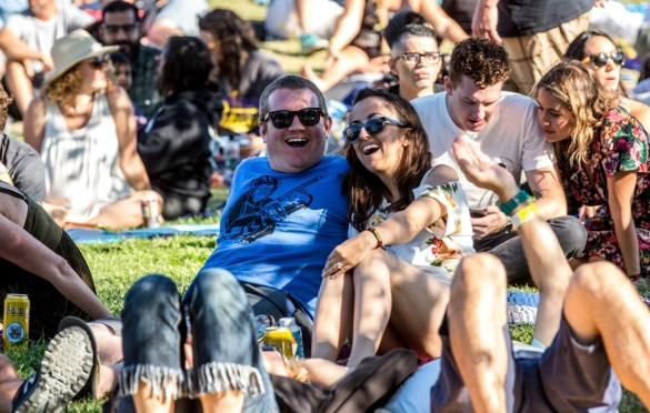 Atmosphere @ The Ohana Fest 9/29/18. Photo by Derrick K. Lee, Esq. (@Methodman13) for www.BlurredCulture.com.