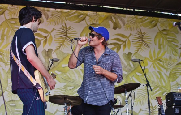 The Palms @ The Ohana Fest 9/30/18. Photo by Derrick K. Lee, Esq. (@Methodman13) for www.BlurredCulture.com.