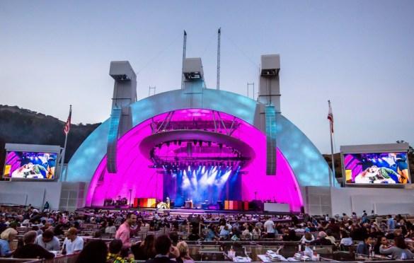 Kaitlyn Aurelia Smith @ Hollywood Bowl 9/23/18. Photo by Derrick K. Lee, Esq. (@Methodman13) for www.BlurredCulture.com.