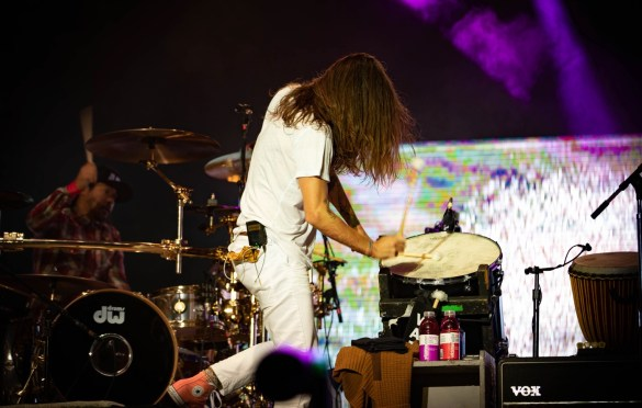 Incubus @ Sea.Hear.Now 2018 9/29/18. Photo by Pat Gilrane Photo (@njpatg) for www.BlurredCulture.com.