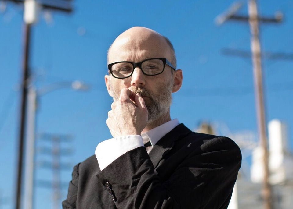 Moby. Photo courtesy of the Los Angeles Philharmonic. Used with permission.
