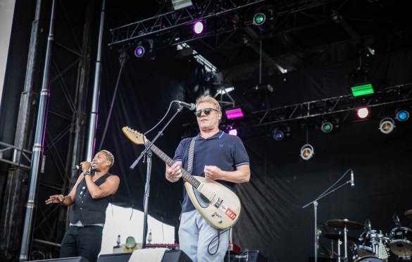 The English Beat @ Sea.Hear.Now 2018 9/29/18. Photo by Pat Gilrane Photo (@njpatg) for www.BlurredCulture.com.