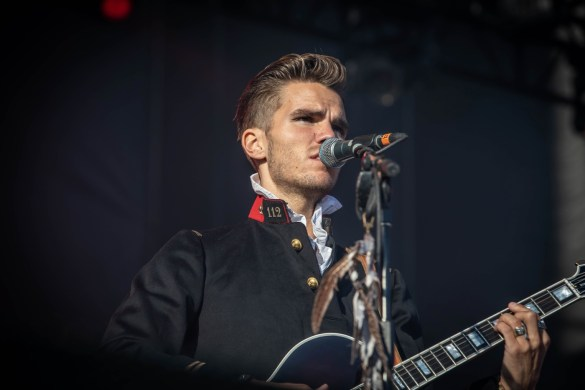 Kaleo @ Sea.Hear.Now 2018 9/30/18. Photo by Pat Gilrane Photo (@njpatg) for www.BlurredCulture.com.