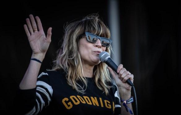 Nicole Atkins @ Sea.Hear.Now 2018 9/30/18. Photo by Pat Gilrane Photo (@njpatg) for www.BlurredCulture.com.