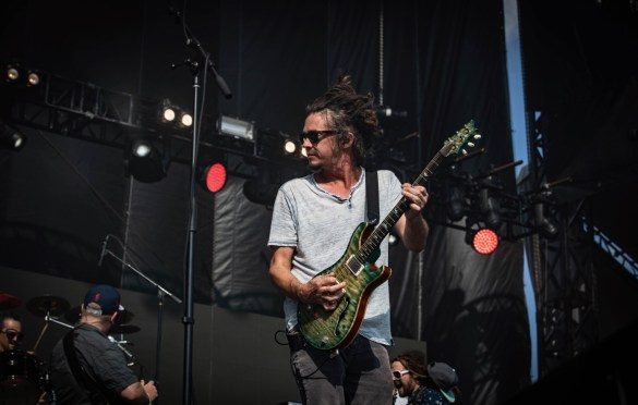 SOJA @ Sea.Hear.Now 2018 9/29/18. Photo by Pat Gilrane Photo (@njpatg) for www.BlurredCulture.com.