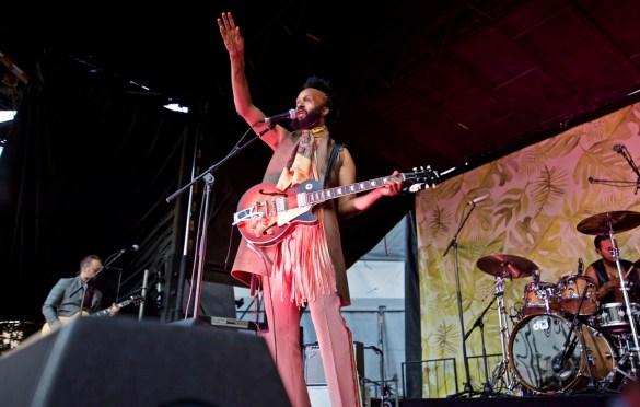 Fantastic Negrito @ The Ohana Fest 9/30/18. Photo by Derrick K. Lee, Esq. (@Methodman13) for www.BlurredCulture.com.