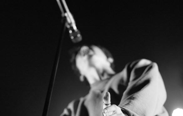 Lauv @ Cone Denim Entertainment Center 11/6/18. Photo by Kiah Svendsen (@Kiah_Svendsen) for www.BlurredCulture.com.