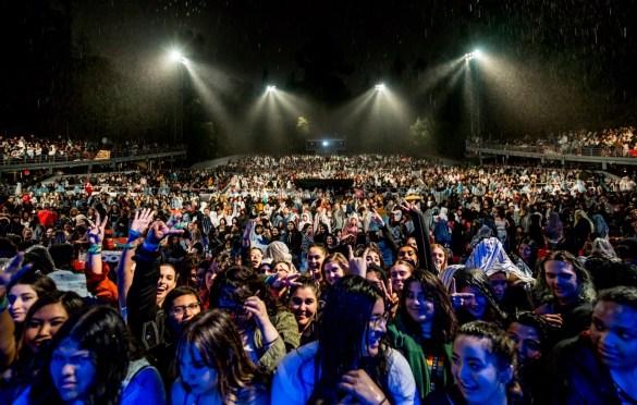 5 Seconds of Summer @ Greek Theatre 10/12/18. Photo by Derrick K. Lee, Esq. (@Methodman13) for www.BlurredCulture.com.