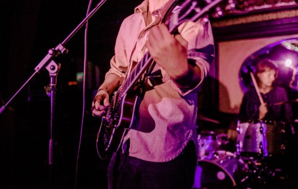 Wolf Bay @ Madame Siam 9/22/18. Photo by Derrick K. Lee, Esq. (@Methodman13) for www.BlurredCulture.com.