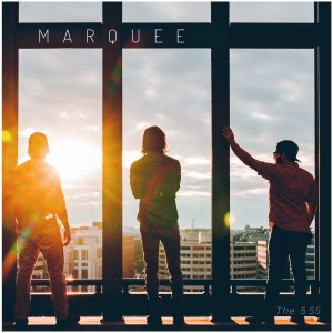 The 5:55. Marquee single artwork.