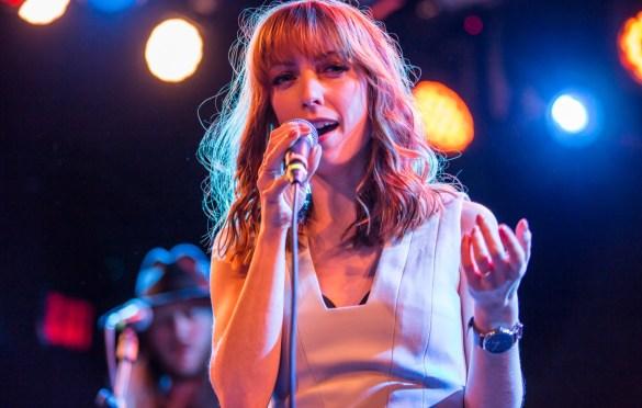Sister Sparrow & The Dirty Birds @ Teragram Ballroom 12/05/18. Photo by Derrick K. Lee, Esq. (@Methodman13) for www.BlurredCulture.com.
