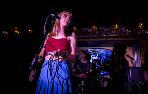 Broken Baby @ Madame Siam 12/08/18. Photo by Derrick K. Lee, Esq. (@Methodman13) for www.BlurredCulture.com.