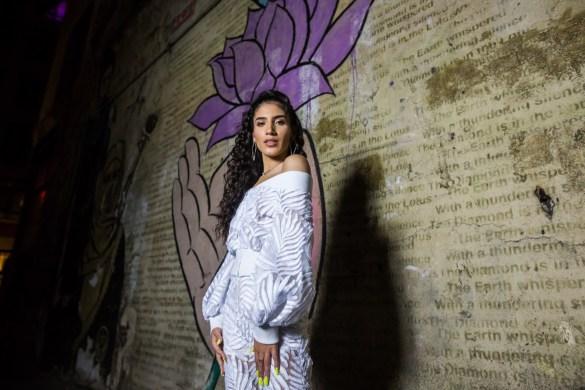 ABIR, Portrait @ The Regent Theatre 11/20/18. Photo by Derrick K. Lee, Esq. (@Methodman13) for www.BlurredCulture.com.