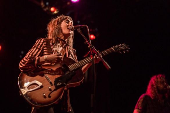 Valley Queen @ El Rey Theatre 12/06/18. Photo by Derrick K. Lee, Esq. (@Methodman13) for www.BlurredCulture.com.