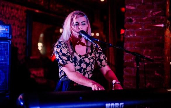 Machine @ Madame Siam 10/13/18. Photo by Derrick K. Lee, Esq. (@Methodman13) for www.BlurredCulture.com.